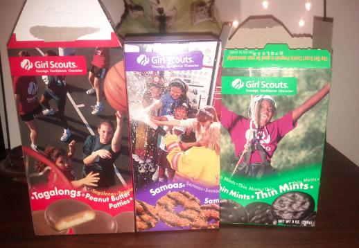 Girl Scouts Cookies